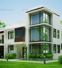 Bungalow House Plans House Plan Ultra Modern Home Design Modern - Contemporary home design plans