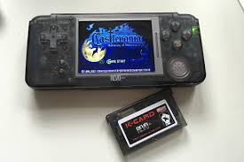 dive back into your gba collection with the 69 99 revo k101 plus