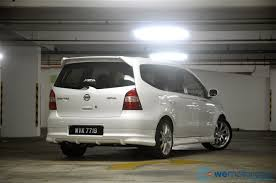 nissan almera nismo bodykit review 2011 nissan grand livina tuned by impul wemotor com