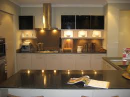 Kitchen Splashback Ideas Uk by Kitchen Tempered Glass Splashback Protection Stone Pattern Grigio