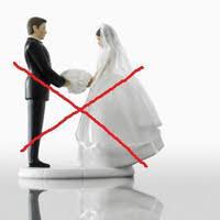 annulation de mariage quand l amour meurt le divorce survient mariage