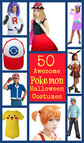 50 Halloween Costumes 50 Awesome Pokemon Halloween Costumes Accessories Nest