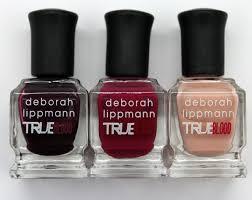 deborah lippmann true blood bad things mini nail lacquer trio