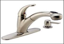 repair delta kitchen faucet single handle kitchen interesting