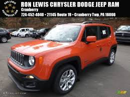 jeep renegade trailhawk orange 2016 omaha orange jeep renegade latitude 111328340 gtcarlot com