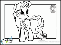 raritycoloring pages coloring