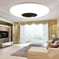 Living Room Bluetooth Speakers Mitlux Ceiling Light With Bluetooth Speaker