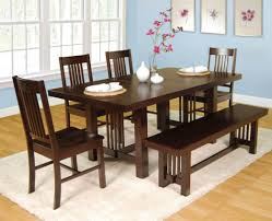 solid wood rectangular dining table and chairs interesting
