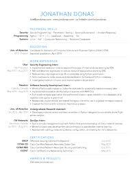 Git Resume Jonathan Donas Resume