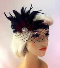 gatsby headband great gatsby headband flapper headband downton headband
