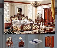 Birch Bedroom Furniture 2016 New Design Antique Bedroom Furniture Set In Beds From