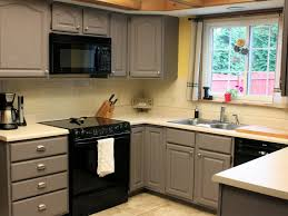 cost to refinish kitchen cabinets intended for aspiration
