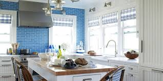 best backsplash for kitchen backsplash kitchen blue kitchen color 15 beautiful blue