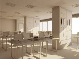 cinema 4d architektur modeling with polygons office interior cinema 4d tutorial