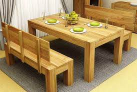 how to get best bench dining table for the best dining experiences