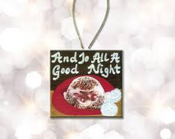 hedgehog ornament etsy