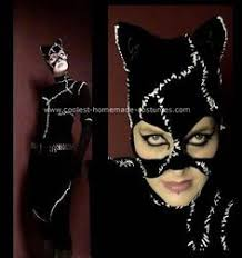 Homemade Catwoman Halloween Costume Coolest Homemade Catwoman Halloween Costume Catwoman Halloween