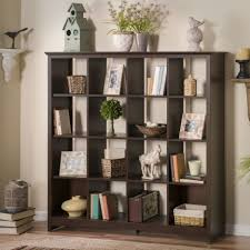 16 cube rack bookcase for room divider and multifuntion storage