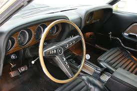 86 Mustang Gt Interior 1969 Ford Mustang Gt Fastback 72086