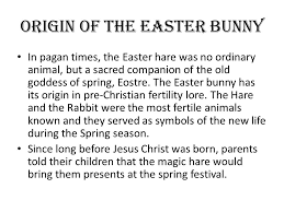 pagan easter bunny happy easter 2017