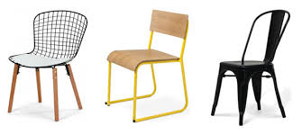 Industrial Dining Chair Dining Room Décor Chairs Reed Gift Fairs