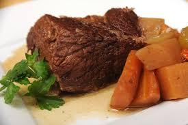 how to crock pot a chuck tender roast livestrong com