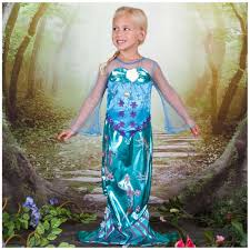 Mermaid Halloween Costume Toddler Girls Mermaid Halloween Costume Mia Belle Baby