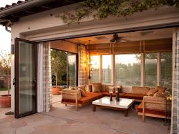 outdoor tile roof with enclosed patio designs and outdoor Enclosed Patio Designs