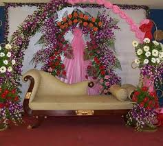 Bengali Mandap Decorations Wedding Flower Decoration In Mahabirsthan Siliguri Haraparbati