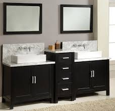 vanities 60 inch double sink and mirror sets white vanity cabinet