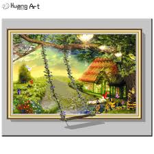 Home Decor Paintings For Sale Compare Prices On 3d Landscape Paintings Online Shopping Buy Low