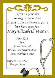 Dinner Party Invitation Card Retirement Dinner Invitations Cimvitation