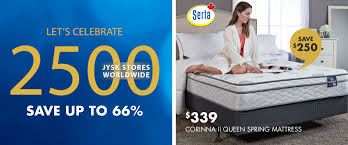 furniture mattresses home decor bedding bath jysk canada