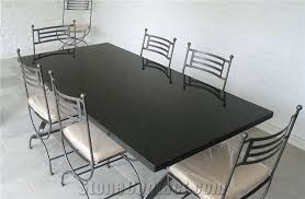 black granite table top 8 seat black granite table black granite dinner table top from