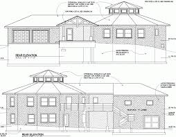 home design exterior elevation home plan drawings elevation building plans online house and