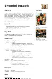 Sample Resume For Daycare Worker by Free Daycare Center Director Resume Example Child Care Resume