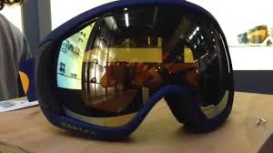 Oakley Canopy Ski Goggles by 2015 Oakley Canopy In Peacoat Blue With 24k Iridium Lens Youtube