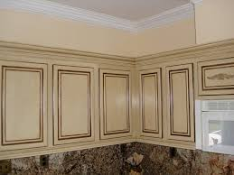 Antique Painted Kitchen Cabinets Custom Painted Kitchen Cabinets 17 With Custom Painted Kitchen