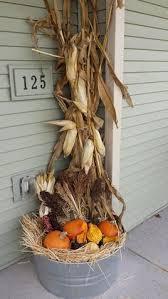 corn decorations Google zoeken Farmhouse Harvest