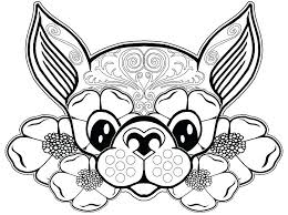 coloring pages chihuahua puppies chihuahua coloring pages unique chihuahua coloring pages and puppy