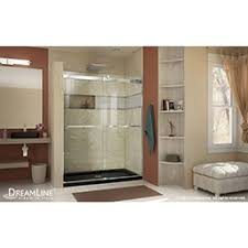 dreamline essence 56 to 60 in frameless bypass shower door shdr