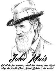 john muir portraits u2014 backcountry ninjas