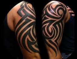 tribal tattoos meaning strength and courage
