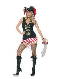 Captain Halloween Costume 10 10 Women U0027s Pirate Costumes Images Woman