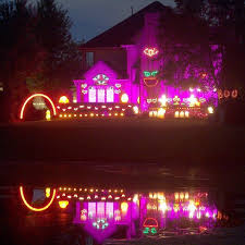 jamestown lights return for halloween local news journaltimes com