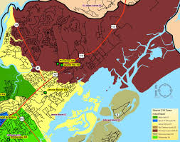 Charleston Sc Map Charleston County Schools Zoning Map