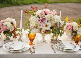 Vintage Flower Table Decorations Antique Table Decorations For Wedding Home Decor 2017