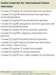 sample resume international business international resume sample resume sample for employment