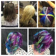 Hair Falling Out After Coloring New Hair Coloring Technique Pinwheel Color Gorgeous