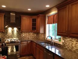 how to install glass mosaic tile kitchen backsplash kitchen serendipity refined diy updates glass mosaic tile
